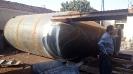 سرج تانک یکطرفه 25 مترمکعبی آبرسانی گوریه